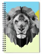 Party Lion Spiral Notebook