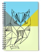 Party Owl Spiral Notebook