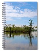 Pasquotank River North Carolina Spiral Notebook