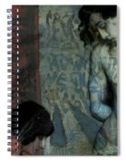 Passion Of Christ  Spiral Notebook