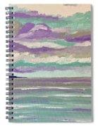 Pastel Night Spiral Notebook