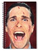 Patrick Bateman Spiral Notebook