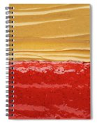 Peanut Butter And Jelly Spiral Notebook