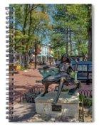 Pearl Street Mall Spiral Notebook