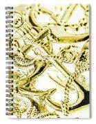 Pendant Port Spiral Notebook