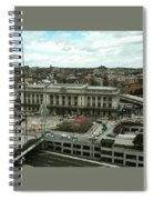 Penn Station  Spiral Notebook