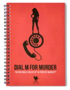 Perfect Murder Spiral Notebook