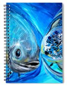 Permit Two Ways Spiral Notebook