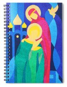 Peter And Fevronia Of Murom Spiral Notebook