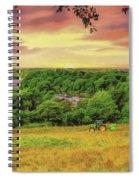 Petersham Landscape Spiral Notebook