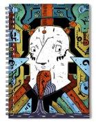 Petroleum Spiral Notebook