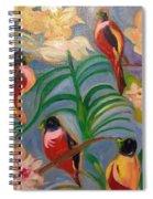 Philippine Drogon Spiral Notebook