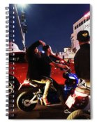 Picture Of Picture Taker Spiral Notebook
