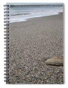 Pier Seashell Spiral Notebook
