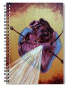 Pierced Spiral Notebook