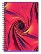Pinch And Twist   5 Spiral Notebook