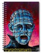 Pinhead Hellraiser Spiral Notebook