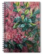 Pink Infusion Spiral Notebook