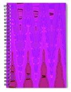Pins2 Spiral Notebook