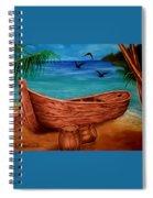 Pirates' Story Spiral Notebook