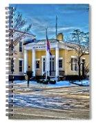 Pittsford Village Hall Spiral Notebook