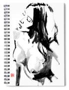 Plaisir Spiral Notebook
