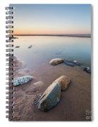 Platte River Square Spiral Notebook