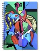 Play Me Spiral Notebook