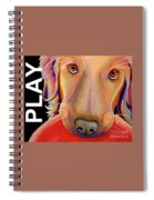 Play More Spiral Notebook