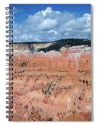 Point Supreme Overlook - Cedar Breaks - Utah  Spiral Notebook