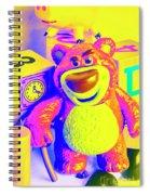 Pop Art Preschool  Spiral Notebook