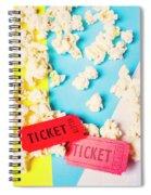 Popcorn Culture Spiral Notebook
