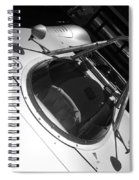 Porsche Spyder Spiral Notebook