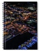 Port Jeff Station Spiral Notebook