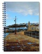Porthleven Cornwall Spiral Notebook