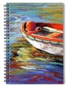 Portofino Drift Spiral Notebook
