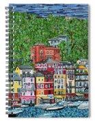 Portofino, Italy Spiral Notebook