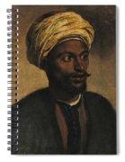 Portrait Of An Arab Spiral Notebook