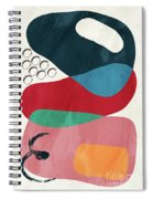 Positive Colors 8 Spiral Notebook