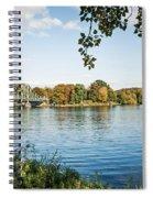 Potsdam - Havel River / Glienicke Bridge Spiral Notebook