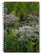 Prairie Bouquet  Spiral Notebook
