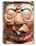Pre-columbian Eye Glasses, Palenque, Mexico Spiral Notebook