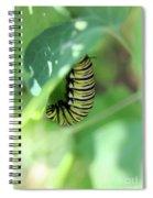 Preparing For Change Spiral Notebook