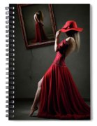 Pretense Spiral Notebook