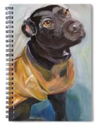 Pretty Girl In Carhartt  Spiral Notebook