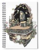 Priest Spiral Notebook