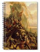 Prise De Rhodes Le 1310 Spiral Notebook