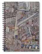 Production Line Spiral Notebook