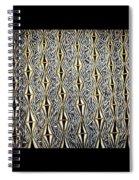 Pseudomotion Spiral Notebook