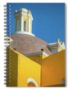 Puebla Library Spiral Notebook